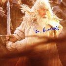 LOTRmckellen Autographed Preprint Signed Photo