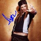 LevigneAvrildevilhorns Autographed Preprint Signed Photo