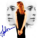 Madonnafaced Autographed Preprint Signed Photo
