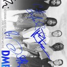 MatthewsDave...band Autographed Preprint Signed Photo