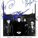 MatthewsDaveband Autographed Preprint Signed Photo