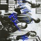 Matthewsdaveposter Autographed Preprint Signed Photo