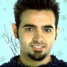 NSYNCChrisT Autographed Preprint Signed Photo
