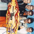 NSYNCteem Autographed Preprint Signed Photo
