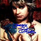 OZZYold Autographed Preprint Signed Photo