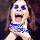 Ozzyd Autographed Preprint Signed Photo