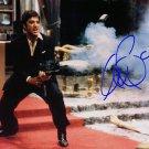PACINOSCARFACEsmoke Autographed Preprint Signed Photo