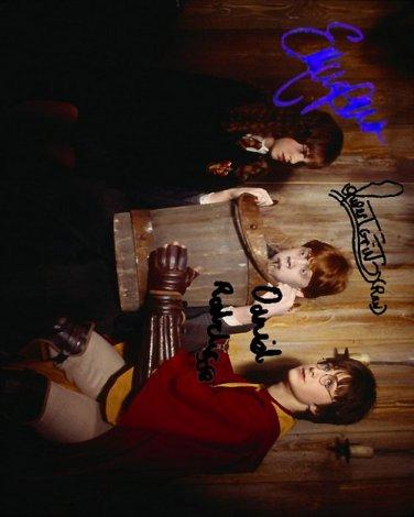 POTTERcast Autographed Preprint Signed Photo