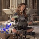POTTERemmawatson Autographed Preprint Signed Photo