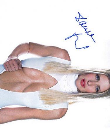 Pestova_Daniela Autographed Preprint Signed Photo