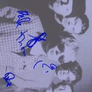 RADIOHEAD Autographed Preprint Signed Photo