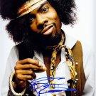 RockChrisBEST Autographed Preprint Signed Photo