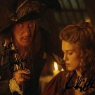 RushKnightley Autographed Preprint Signed Photo
