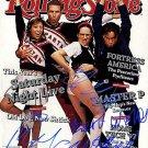 SNL Autographed Preprint Signed Photo