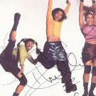 TLC Autographed Preprint Signed Photo