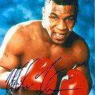 TysonMike Autographed Preprint Signed Photo