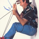 WILLIAMSROBINmicrophone Autographed Preprint Signed Photo