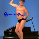 WILSONBRIAN Autographed Preprint Signed Photo