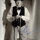 WilliamsRobinbwa Autographed Preprint Signed Photo
