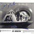 XMEN Autographed Preprint Signed Photo