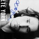 YORNPETE Autographed Preprint Signed Photo