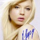 ZellwegerSoftLips Autographed Preprint Signed Photo