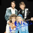 abba_waterloo Autographed Preprint Signed Photo