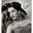 adams Autographed Preprint Signed Photo