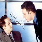 affleckbenBoilerRoom Autographed Preprint Signed Photo