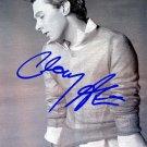 aikenclaybw Autographed Preprint Signed Photo