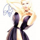 andersonpamblacknightie Autographed Preprint Signed Photo