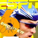 armstronglanceespn Autographed Preprint Signed Photo