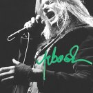 bach Autographed Preprint Signed Photo