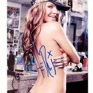 balckeyedpeasFergie Autographed Preprint Signed Photo