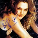 barrymorehotblackbra Autographed Preprint Signed Photo