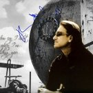 bono Autographed Preprint Signed Photo
