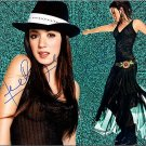 branchmichelleTOPHAT Autographed Preprint Signed Photo