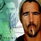 farelcolinBadBoy Autographed Preprint Signed Photo