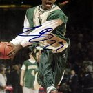 jameslebronHighSchool Autographed Preprint Signed Photo