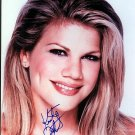 johstonkristenSmile Autographed Preprint Signed Photo