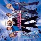 jump Autographed Preprint Signed Photo