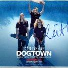 ledgerheathLordsOfDogtown Autographed Preprint Signed Photo