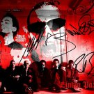 linkinparkred Autographed Preprint Signed Photo