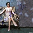 mosscarieanne Autographed Preprint Signed Photo