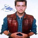 nsync_lance Autographed Preprint Signed Photo