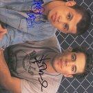 otownerikdanhorizontal Autographed Preprint Signed Photo