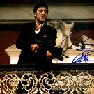 pacinoscarfaceSayHello Autographed Preprint Signed Photo
