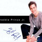 prinze Autographed Preprint Signed Photo