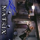 reevesmatrix Autographed Preprint Signed Photo