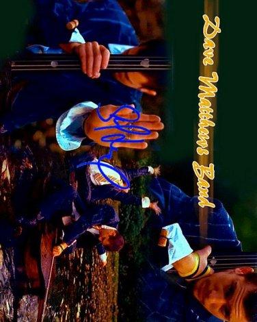 stefan_ Autographed Preprint Signed Photo